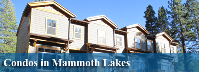 Condos in Mammoth Lakes